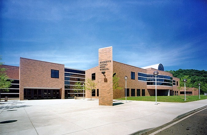 Buckeye Local High School Building